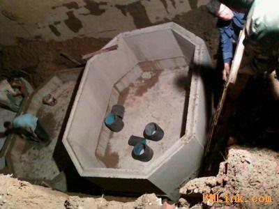 供应新型大立方预制钢筋砼化粪池