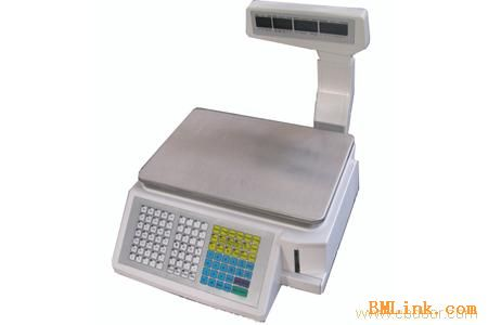 供应友声条码打印计价秤、条码电子秤、上海标签打印秤