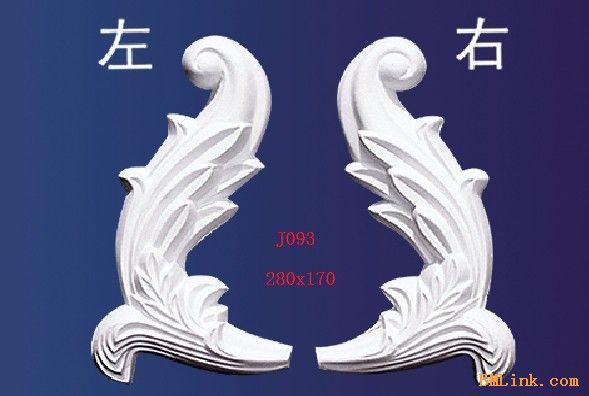 欧式石膏花线图片