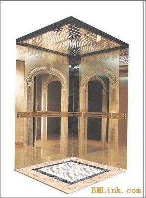 供应不锈钢蚀刻电梯装饰板,彩色不锈钢板