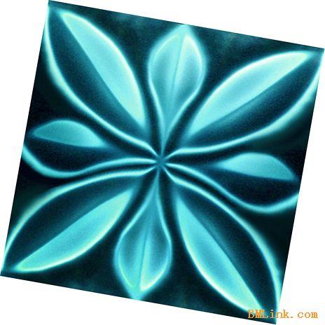 透光艺术玻璃砖-【效果图