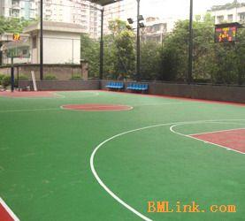 供应塑胶跑道 篮球场 网球场