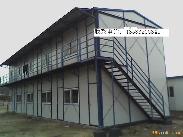 钢结构效果图_房