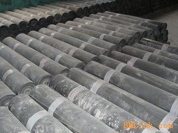 供应电气化铁路1.2mm丁基橡胶防水卷材