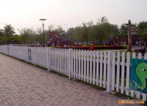 武汉海锐德户外家具户外防腐木栅栏围栏