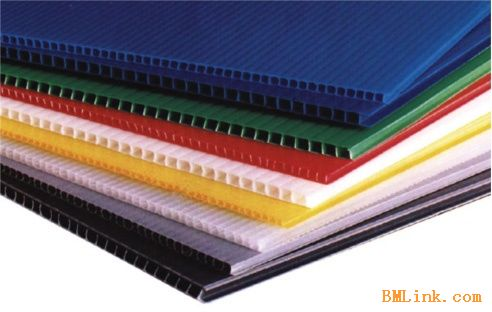 供应PP塑料中空板及中空板塑料周转箱