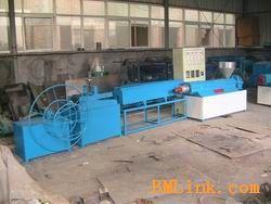 供应塑料管材生产线 塑料制管机