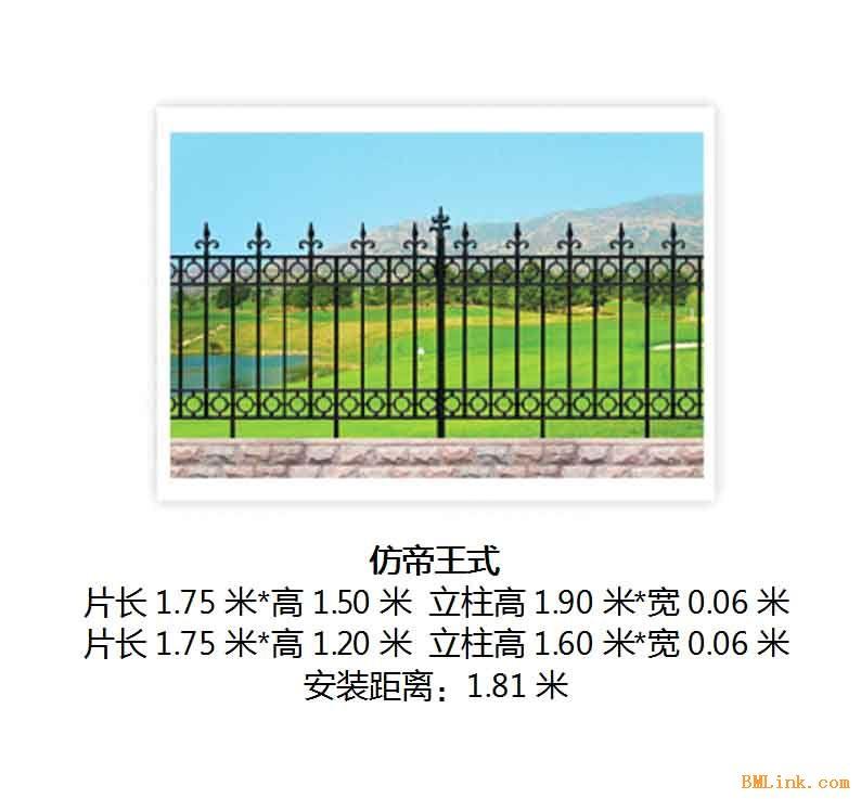 围墙大门柱子设计效果 别墅围墙及大门效果图 围墙大门柱