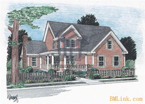 住宅轻钢结构图片|供应轻钢结构住宅轻钢结构效果图