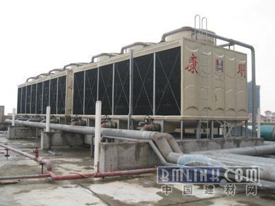 供应方形横流式康明冷却塔-明新冷却塔