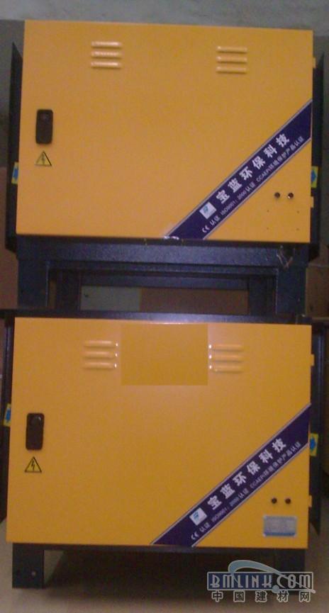 供应广东油烟净化设备装置