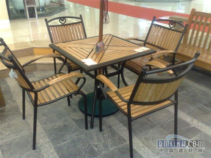 无锡户外桌椅-【效果图
