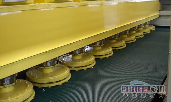 供应石材连续自动磨机输送带