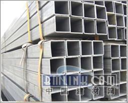 供应热镀锌方管/方矩管/镀锌方管现货供应