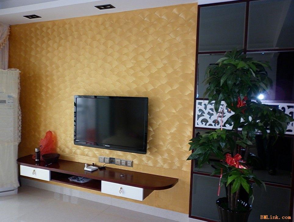 电视背景墙-【效果图,产品图