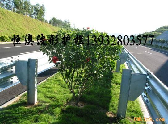 供应两波高速公路防撞护栏