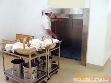 供应餐厅传菜升降机/饭菜升降机/货物提升机