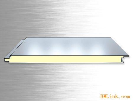 沈阳辽宁彩钢聚氨酯复合板夹芯板生产厂家