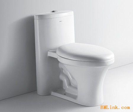 供应陶瓷卫浴洁具马桶 节水虹吸式连体座便器