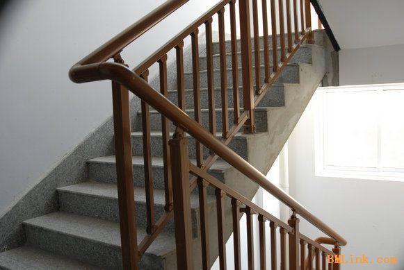 扶手室内外楼梯扶手-【效果图
