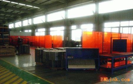 供应焊接机器人工作防护门