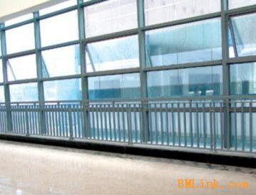 锌钢室内阳台护栏 落地窗护栏 飘窗阳台护栏