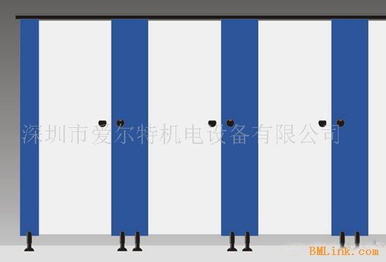 供应塑料配件隔断板、塑料配件隔墙