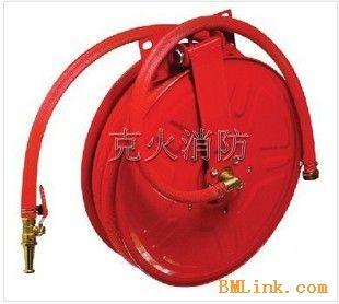供应自救式消防软管卷盘JPS0.8-19