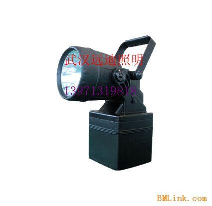 供应甘肃D-JIW5280GF便携式强光防爆探照灯