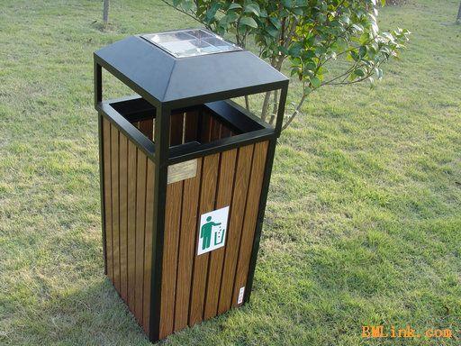 果皮垃圾桶-【效果图,产品图