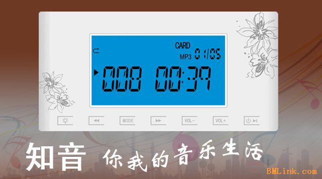 供应智能家庭背景音乐控制器YZ-200