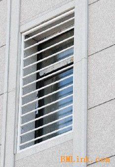 供应彩色百叶窗 锌钢百叶窗型材