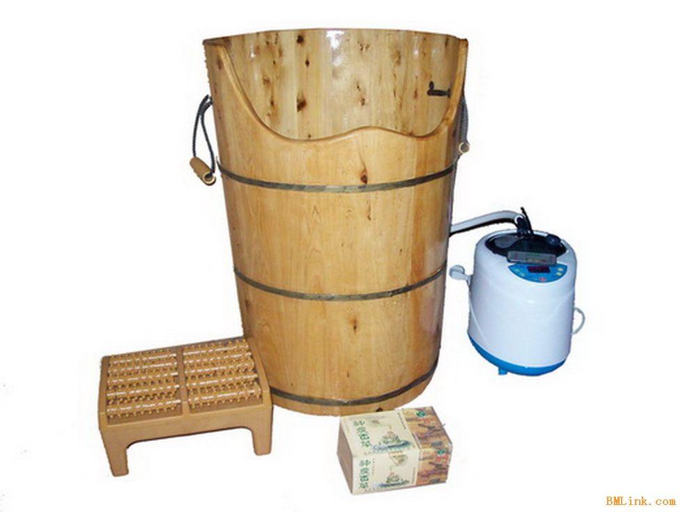 木桶泡澡桶图片|木桶泡澡桶效果图