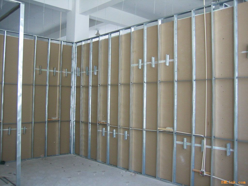 上海厂房装修,办公室吊顶隔墙 效果图,产品图