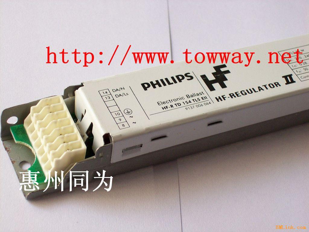 飞利浦调光电子镇流器 hf-r 154/254/180/28