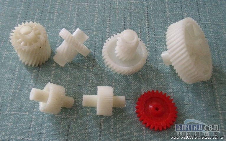 供应余姚塑料齿轮蜗杆模具定做