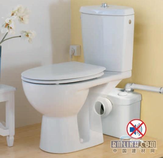 供应法国原装进口升利保地下室马桶污水排污泵