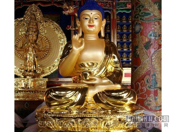 铜雕塑 铜雕佛像 十八罗汉像