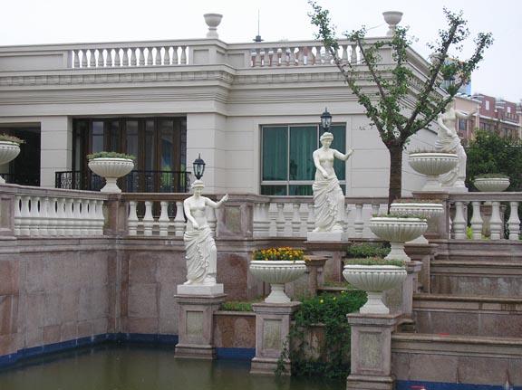 安华grc欧式构件砂岩雕塑有限公司