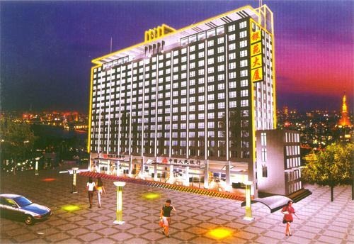 香港著名建筑物简笔画