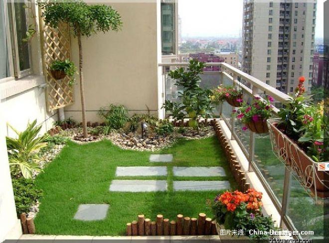 屋顶绿化,楼顶花园,庭院绿化