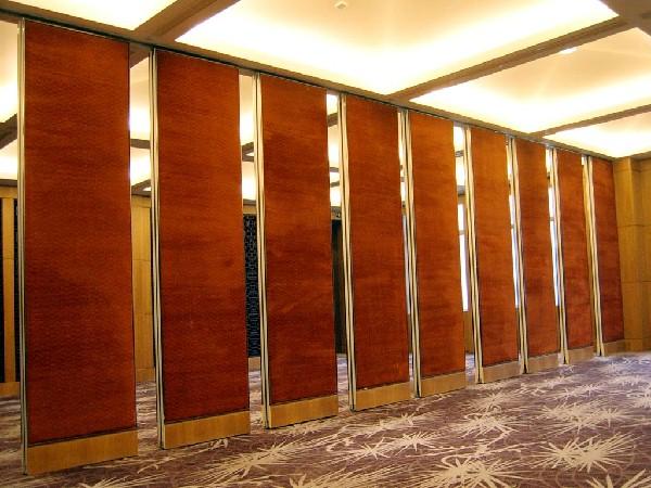 酒店活动隔断屏风  湖南广州梅州五华酒店活动隔断屏风厂家