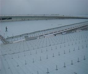 壓型鋼板屋面高強度防水透氣膜(科德邦)