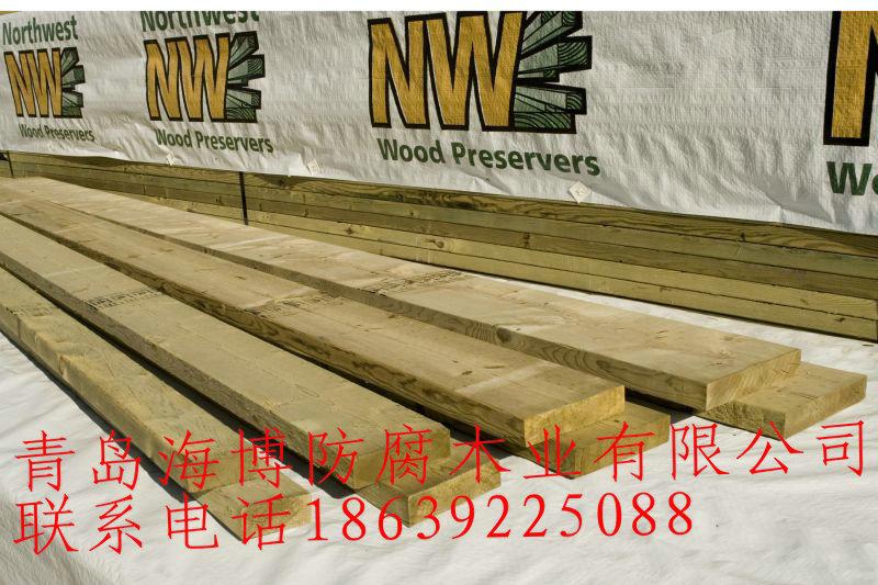 青岛海博防腐木业有限公司