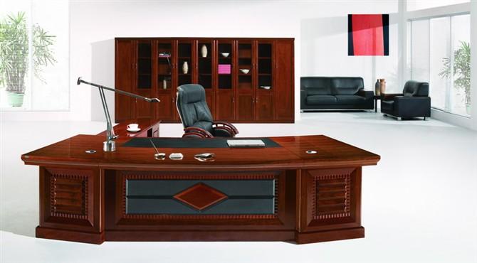 办公桌安装步骤示意图