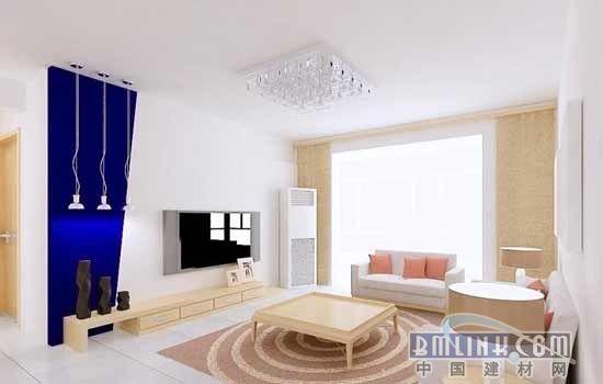 打造高性价比客厅 简约时尚电视背景墙
