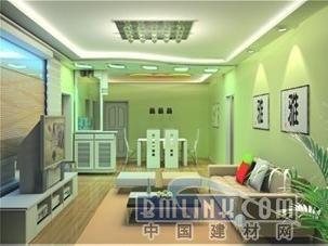 客厅装修的色调选用指南