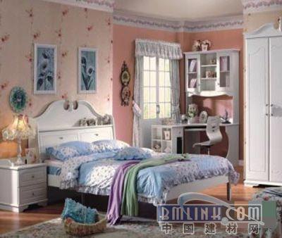 2011家装最流行卧室装修 韩式田园风格