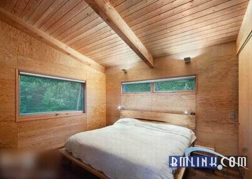 加拿大湖上别墅 天然木材船屋-铝业资讯-中国铝业