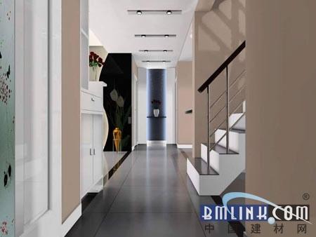 过道吊顶装修效果图 :走廊吊顶装修效果图,时尚简约的设计-过道吊